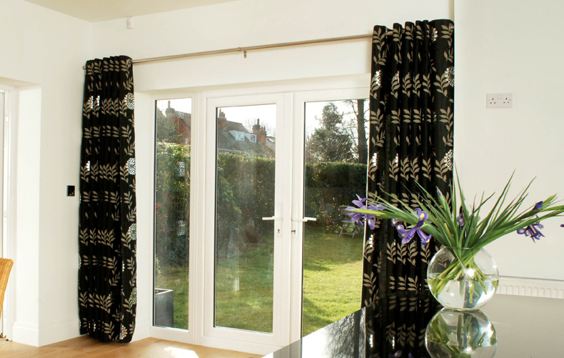 Pvcu front and pvcu back doors in barnsley and doncaster for Pvcu patio doors