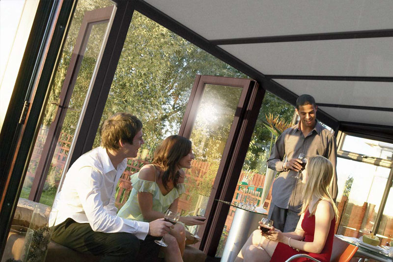 The Schuco Folding Sliding Door Is German Engineering At