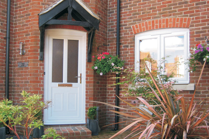 Pvcu front and pvcu back doors in barnsley and doncaster for French doors barnsley